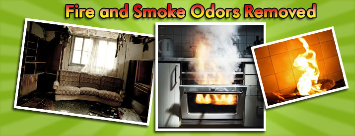 Home Kitchen Fire Smoke Odor